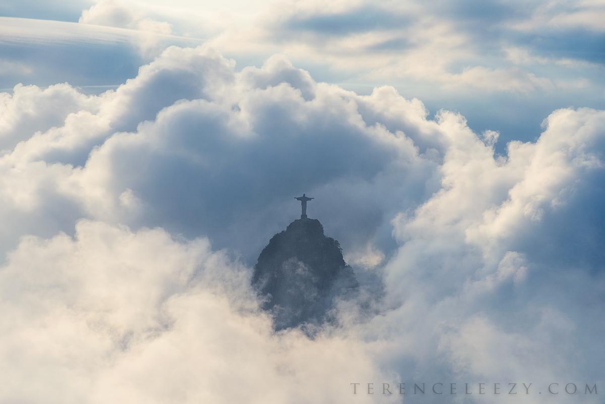 December - Christ the Redeemer, Rio de Janeiro, Brazil.
