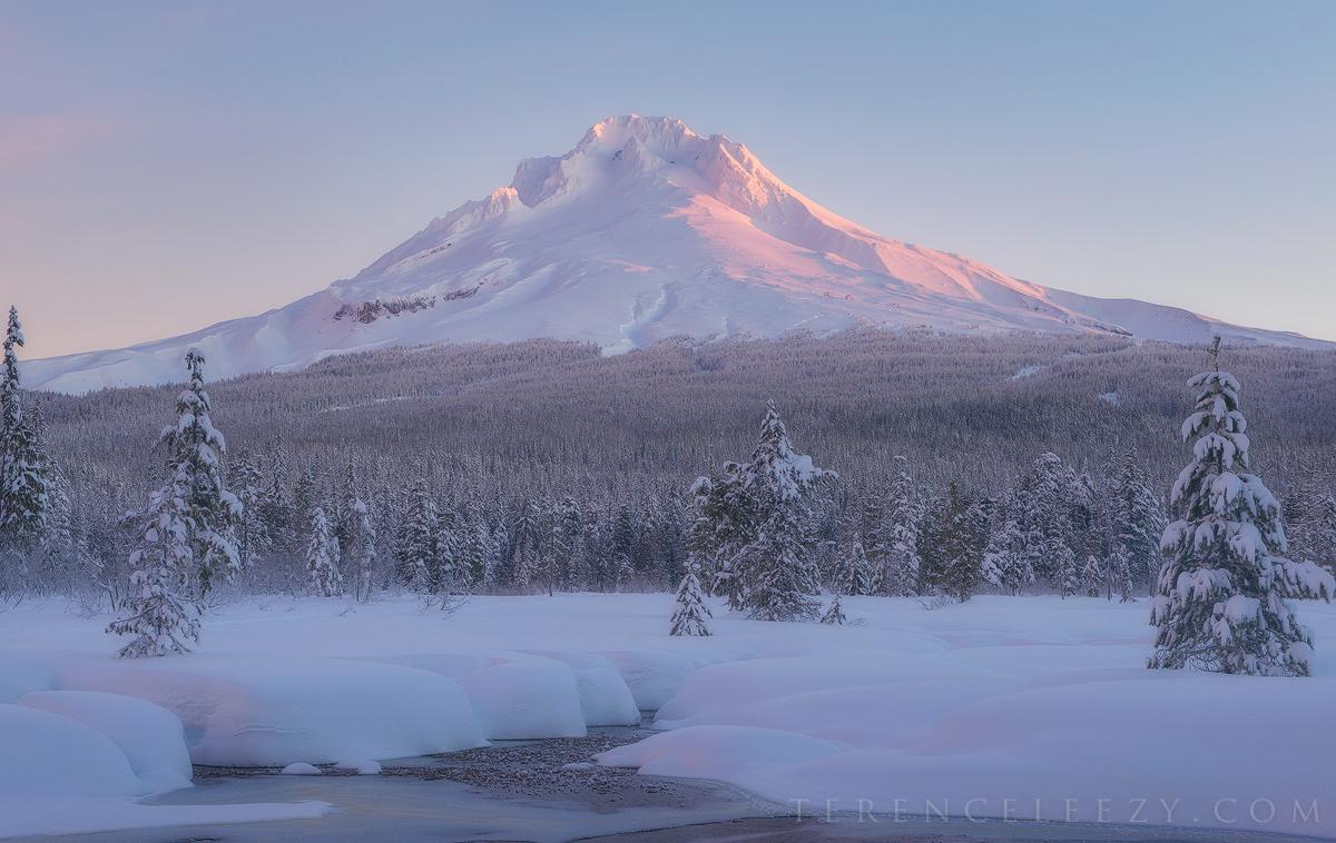 December - Mount Hood, Oregon