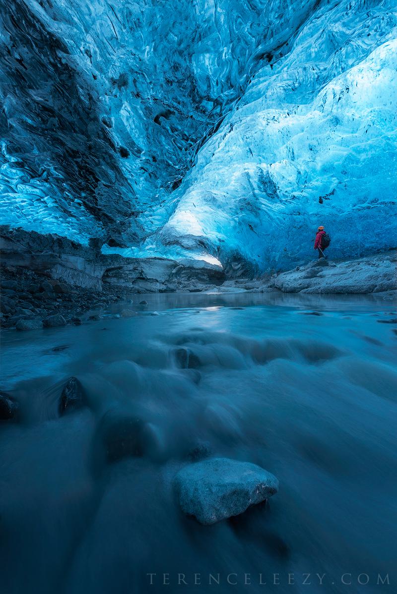 March -Vatnajökull Ice Cave, Iceland