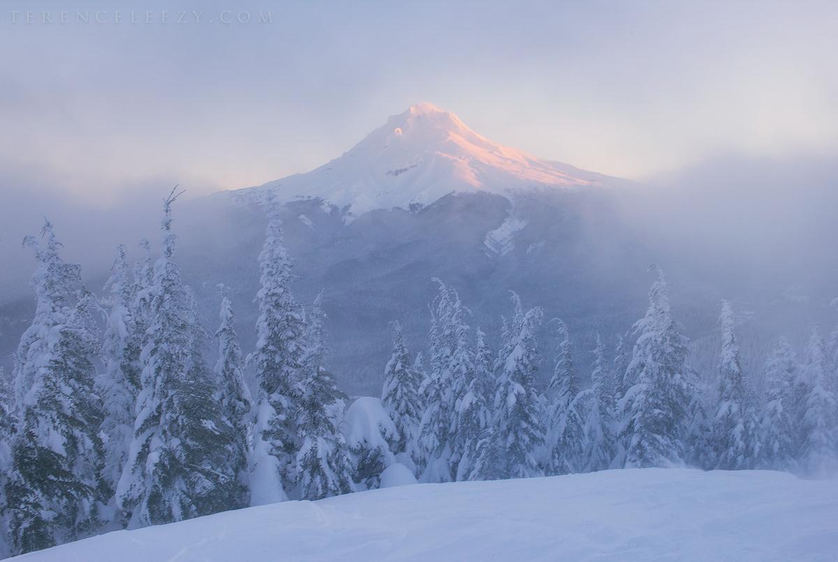 Mount Hood,Oregon