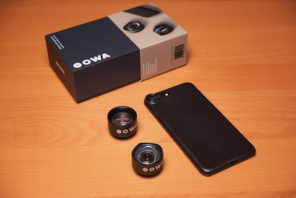 OOWA 15mm and 75mm kit