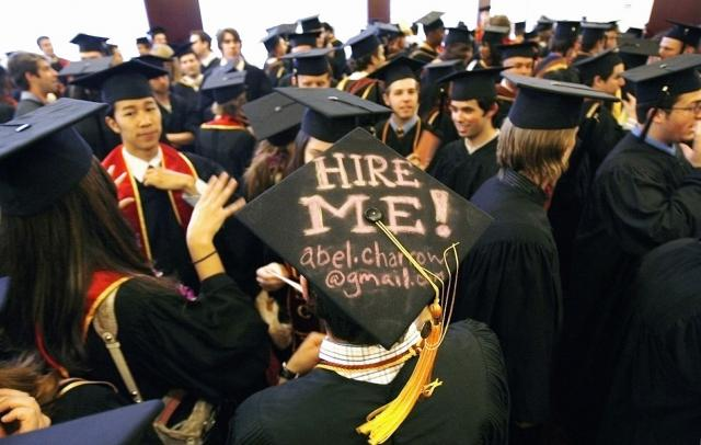 This image of Abel's graduation cap has been published by major news sources over three dozen times, including the May 3, 2010 cover of AMERICA magazine, and parodied on the Feb 24, 2014 cover of TIME.