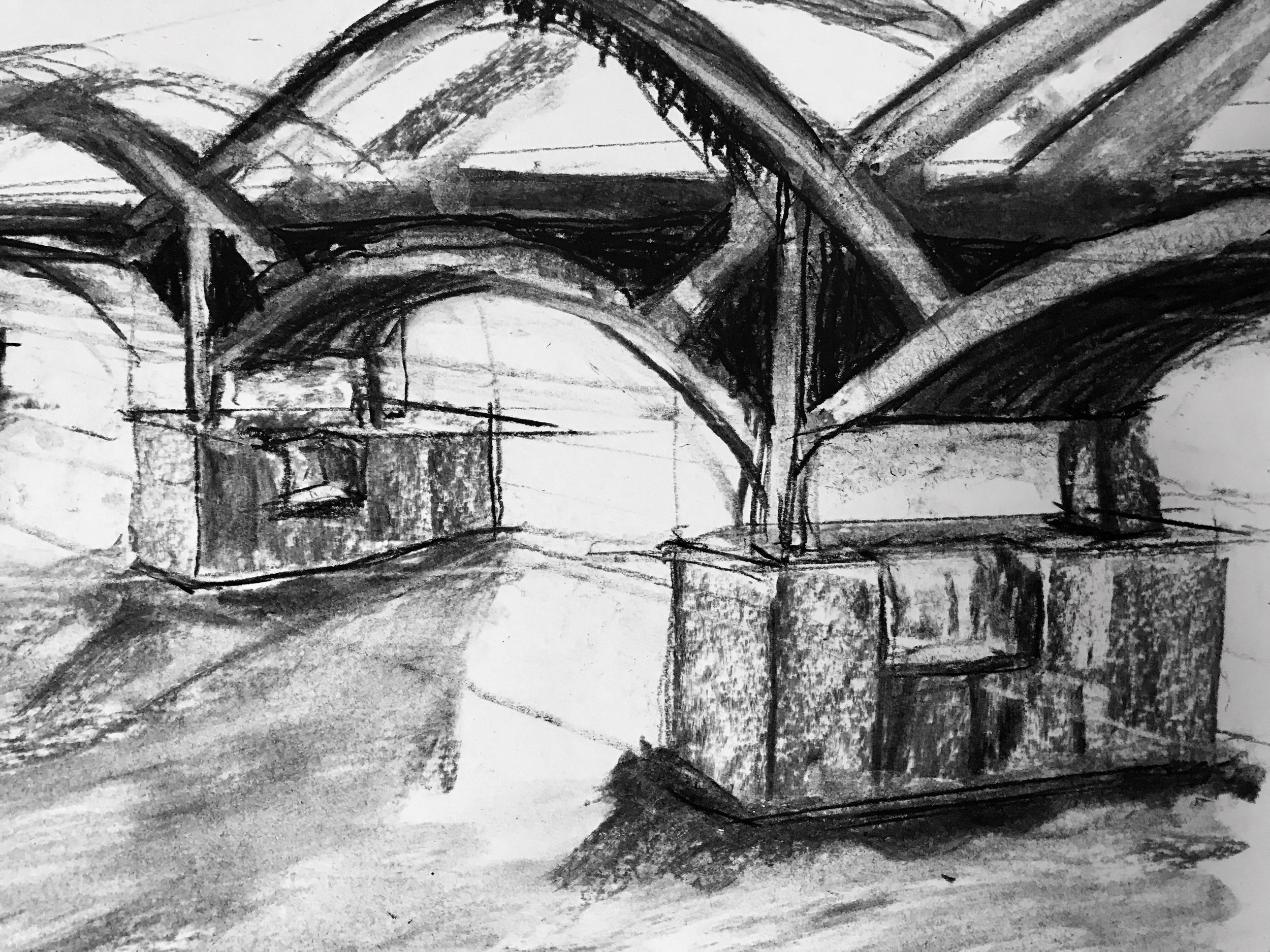 Maria Valeria Bridge across the Danube.