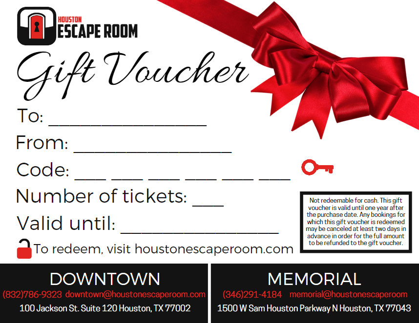 Use our template! - Click the image to download our template.Remember to include the voucher code, number of tickets, and expiration date when filling out the voucher.
