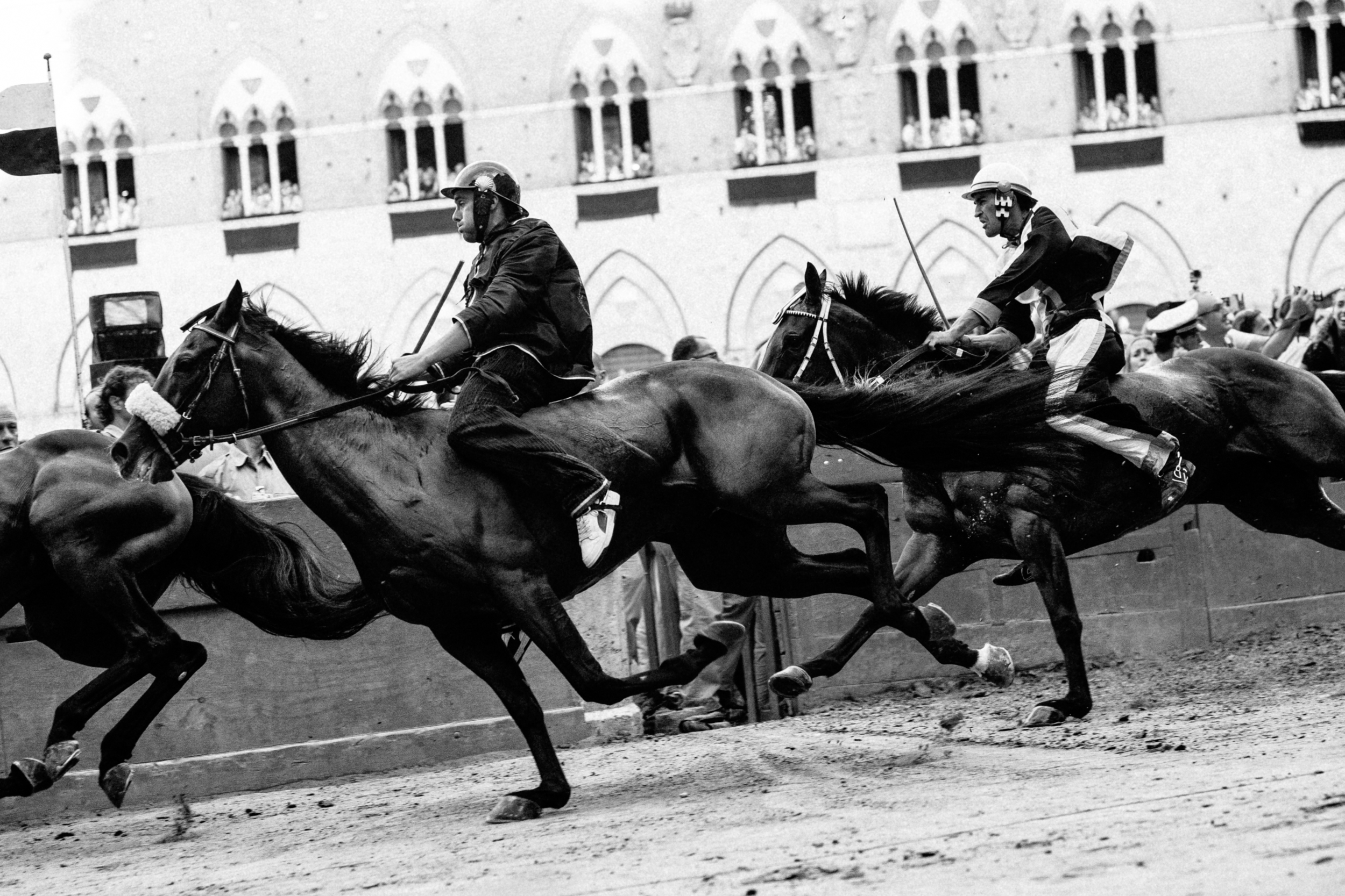 Great War of Siena - The Palio for National Geographic Traveller magazine