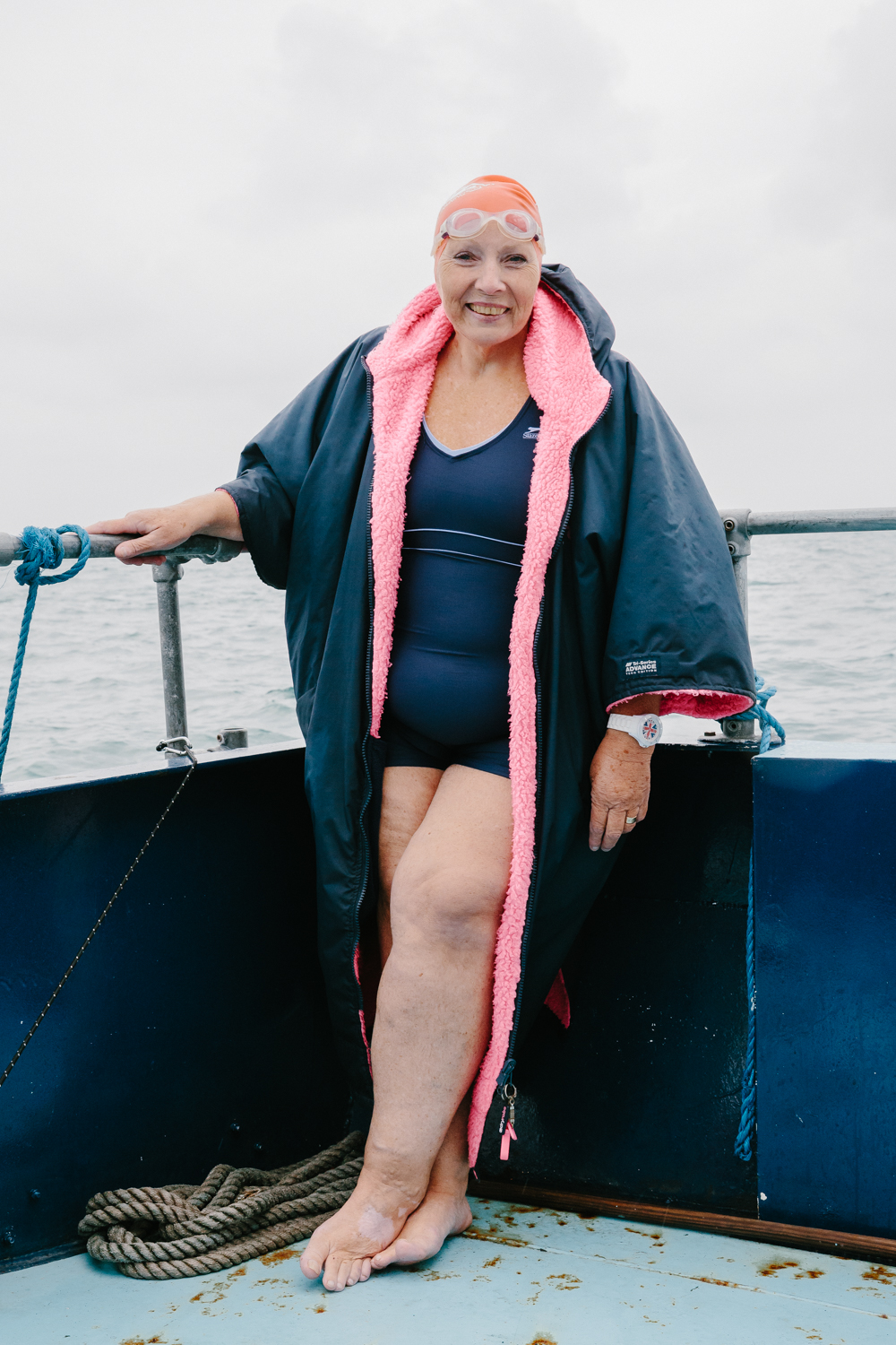 Channel Swimmers - Sunday Times Magazine