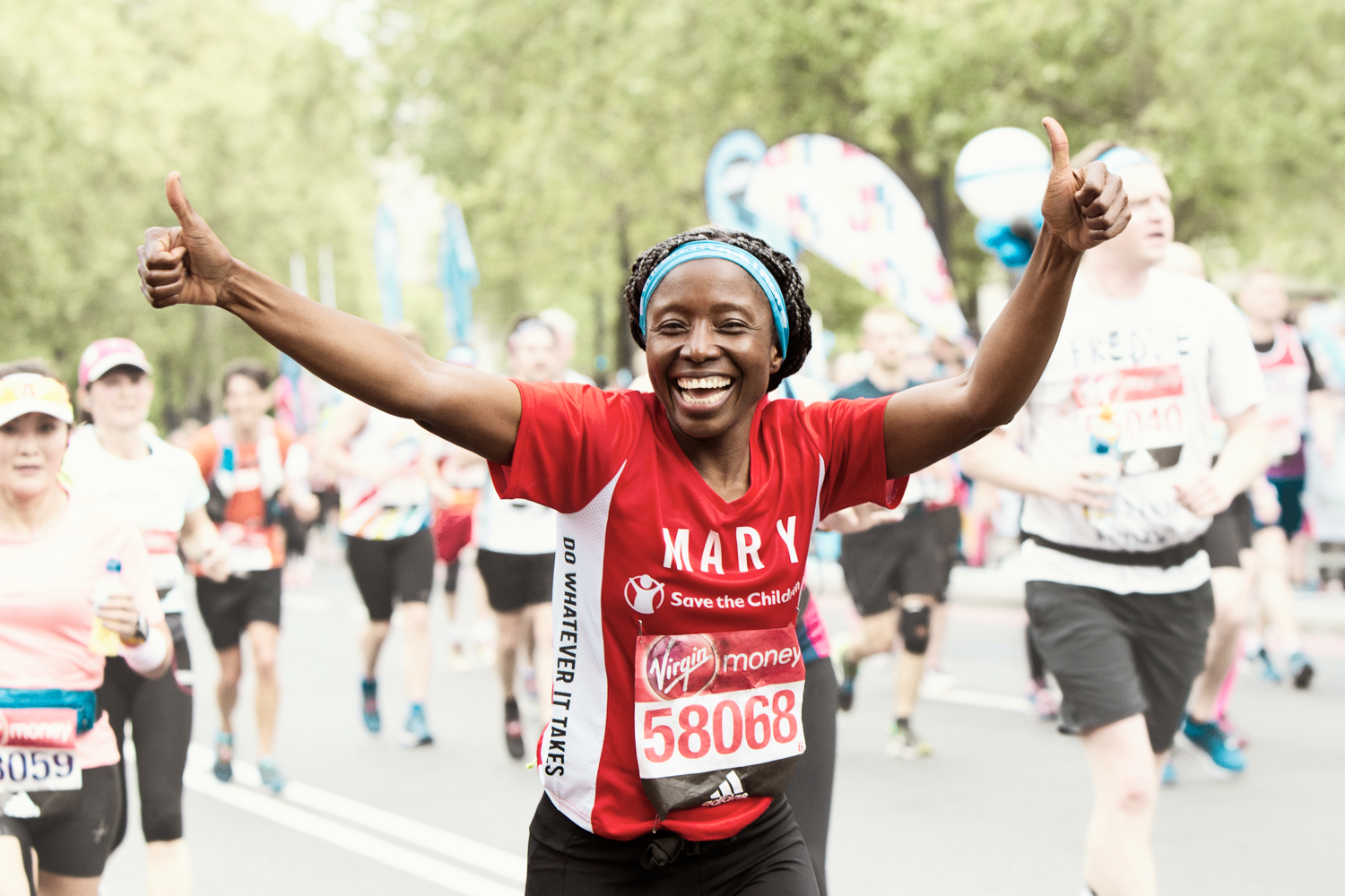 London Marathon for Save the Children