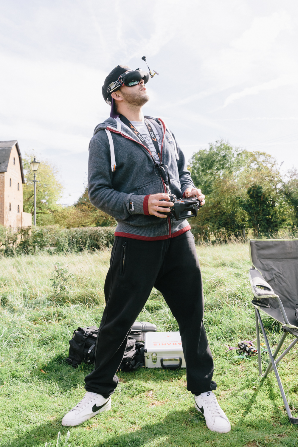 Drone Racing - N by Norwegian Airlines Magazine