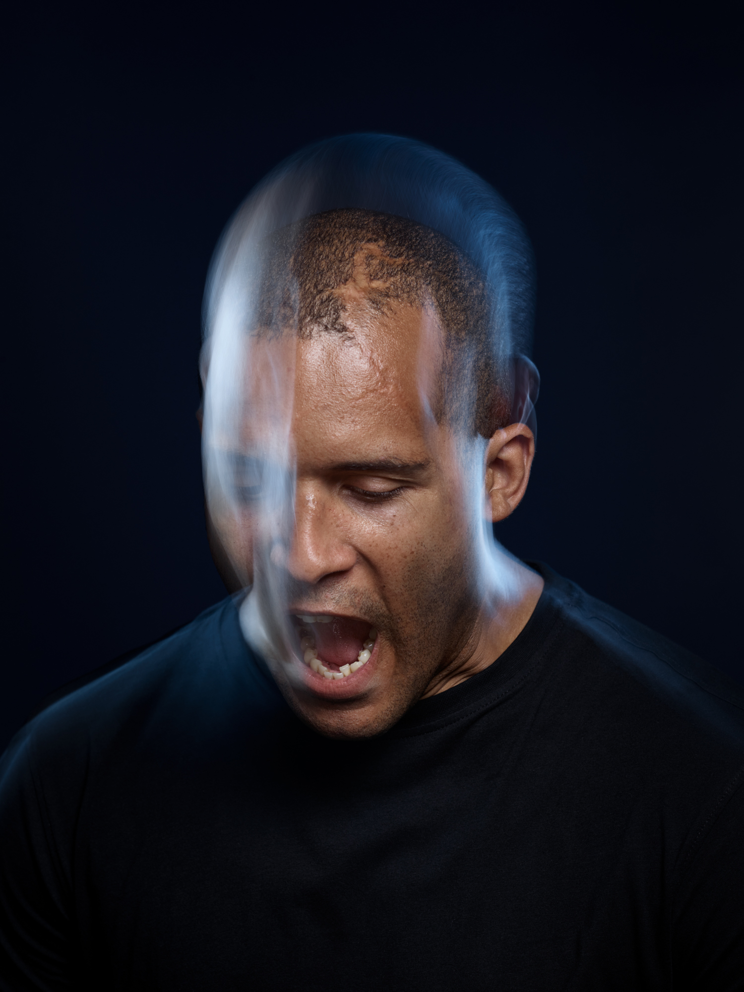 Mental Health in Sport with Clarke Carlisle - personal project