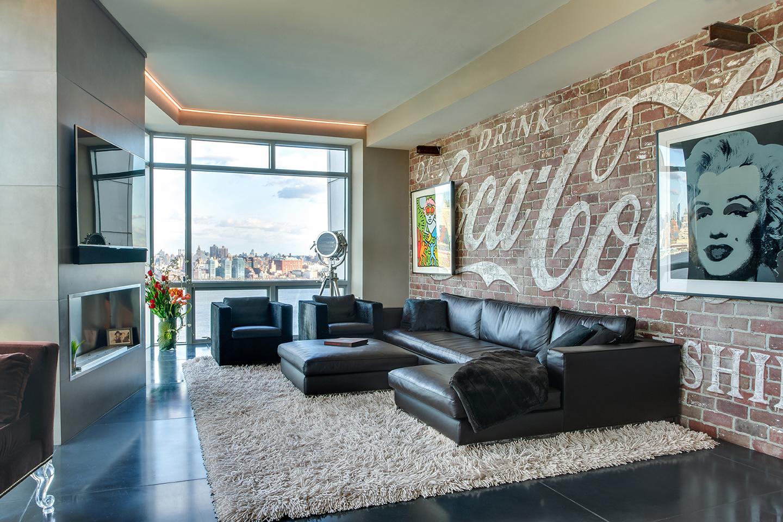Coca Cola Mural The W Hotel, Hoboken