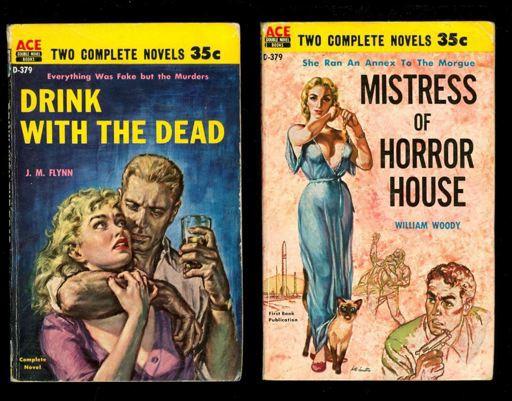 Sexy  Pulp Novels