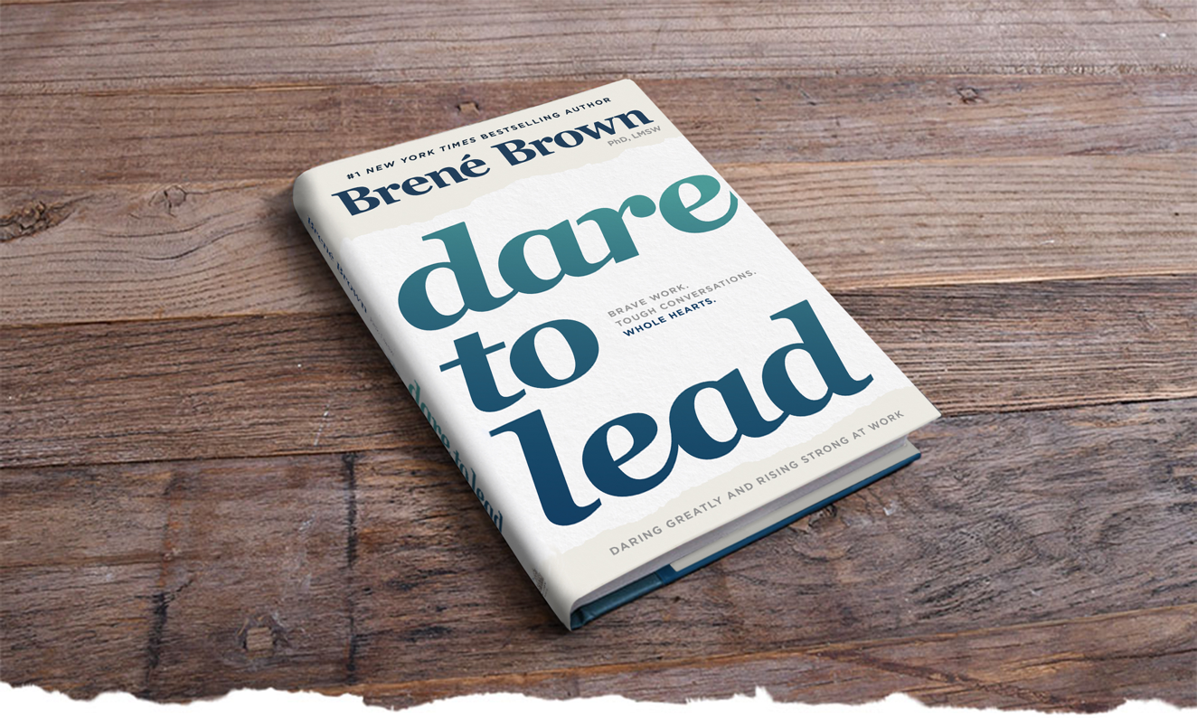 Dare to Lead™ Curriculum  From 20 years of research, 400,000 pieces of data, and 7 years of focused research on leadership - comes the playbook for the leaders we want in our lives - and the kind of leader we want to be.  The Dare to Lead approach has been tested in more than fifty organizations and with ten thousand individuals who are learning these skills on their own and in teams. From the Gates Foundation to Shell, from small family-owned businesses to Fortune 50 companies, to multiple branches of the U.S. military. The process has had significant positive impact on how leaders show up and how their teams perform.  Leadership is not about titles or the corner office. It's about the willingness to step up, put yourself out there, and lean into courage. The world is desperate for braver leaders. It's time for all of us to step up.  The greatest barrier to courageous leadership is not fear—it's how we respond to our fear. Our armor—the thoughts, emotions, and behaviors that we use to protect ourselves when we aren't willing and able to rumble with vulnerability—move us out of alignment with our values, corrode trust with our colleagues and teams, and prevent us from being our most courageous selves.