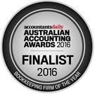 Australian accounting award finalist