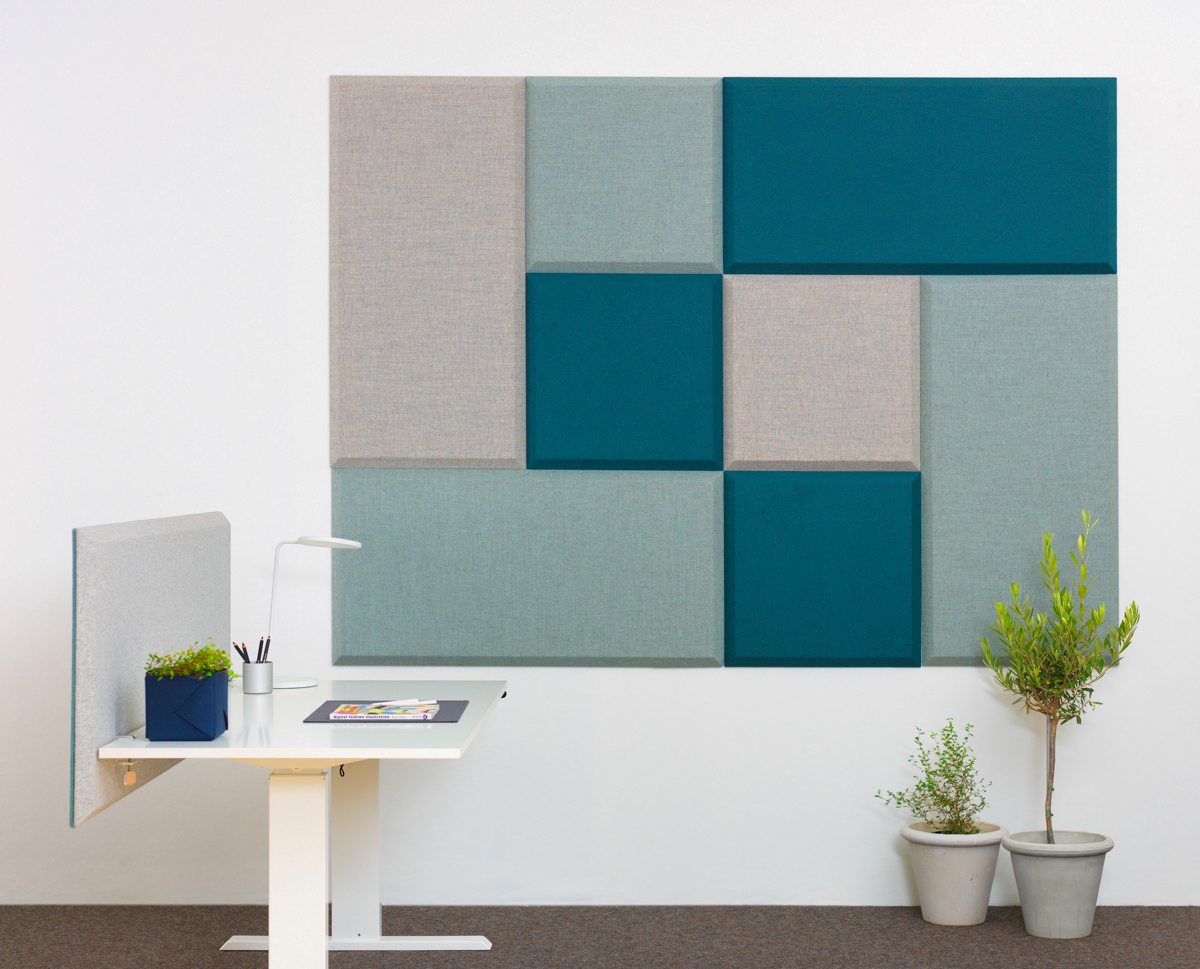 noise absorbing panels