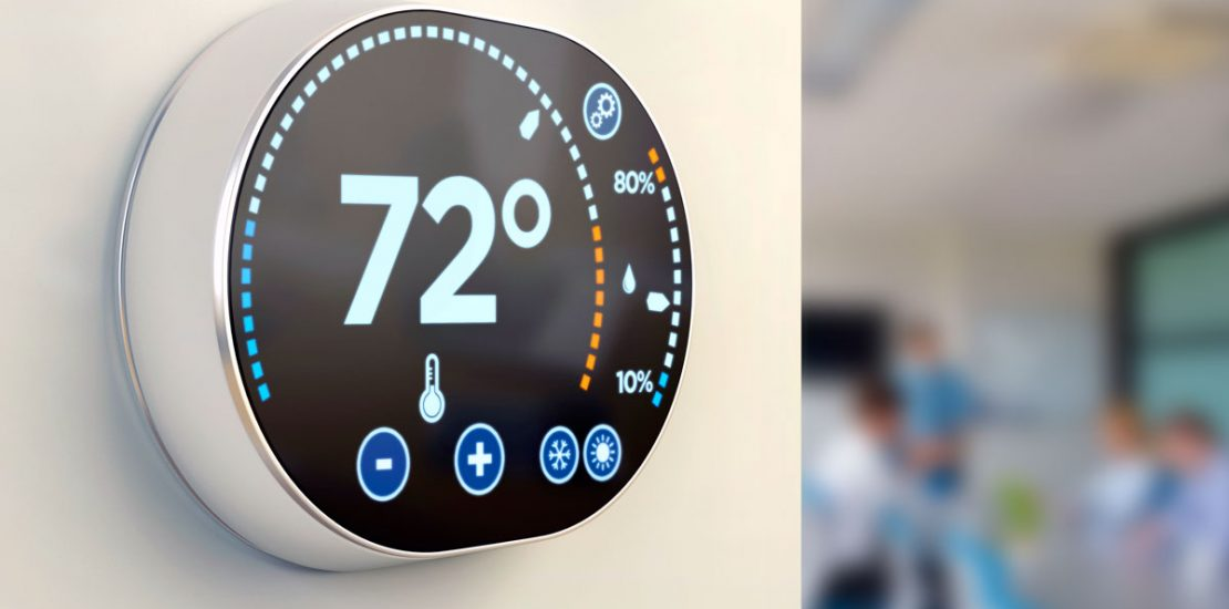 home office thermostat
