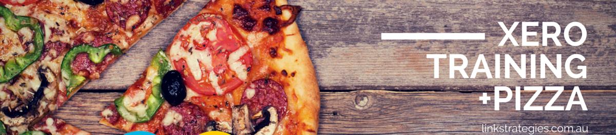 xero training brisbane and pizza