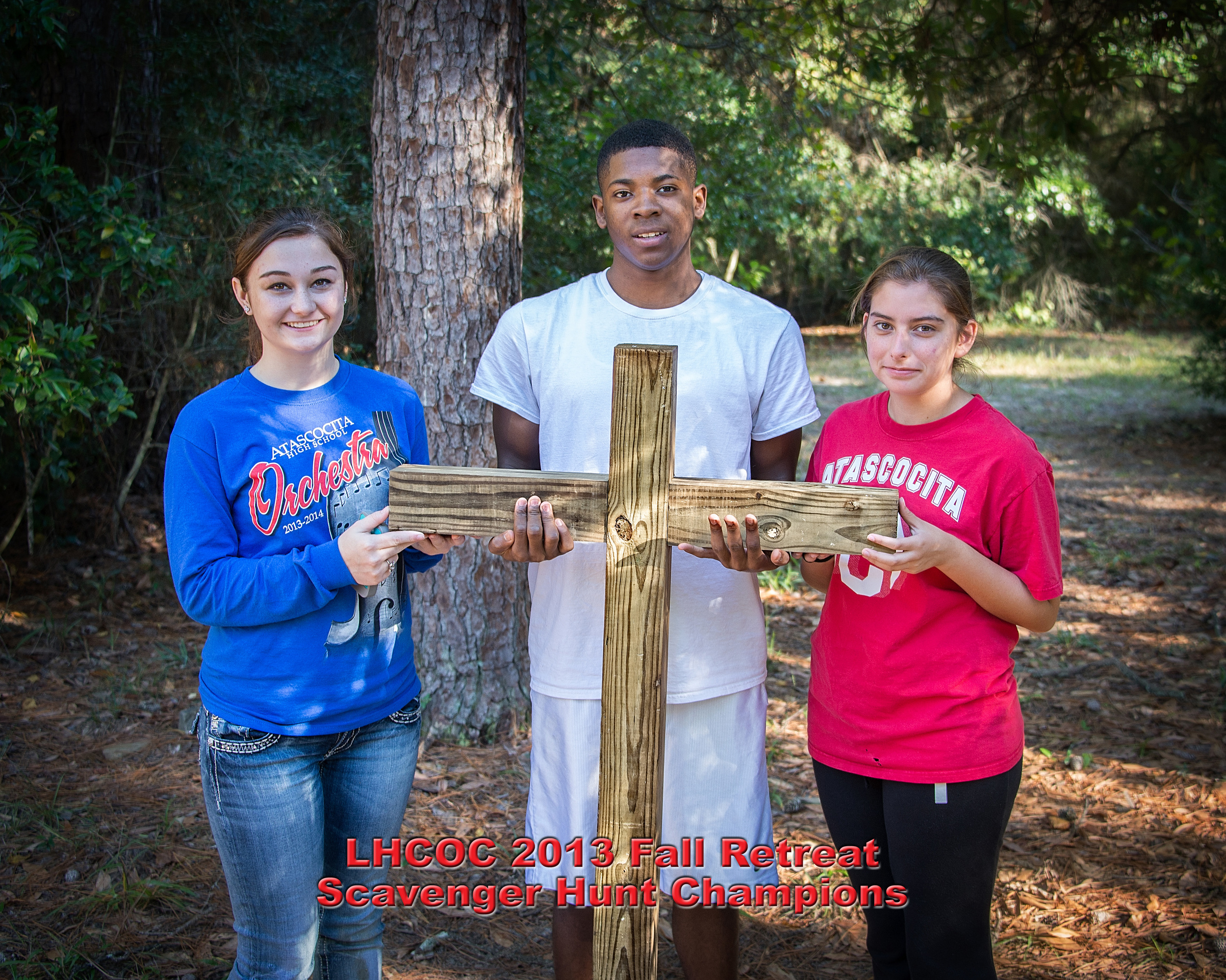 High School Retreats   - We have a youth retreat each spring and fall that gives high school students an opportunity to develop their leadership skills and deepen their friendships.