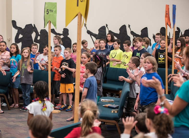 Vacation Bible School (VBS)