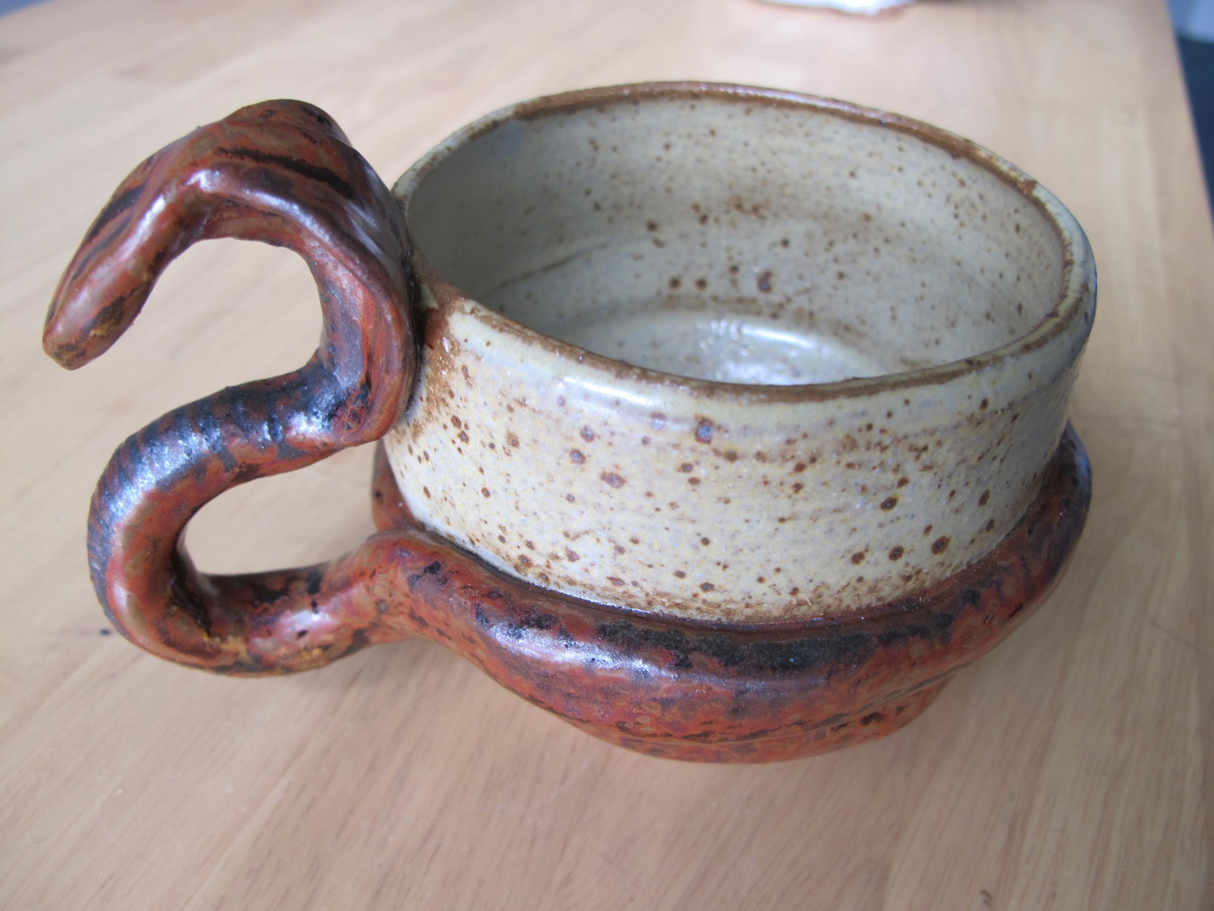 Cobra mug.
