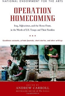Operation Homecoming: Iraq, Afghanistan, and the Home Front, in the Words of the U.S. Troops and Their Families  (Contributor) Random House — 2006