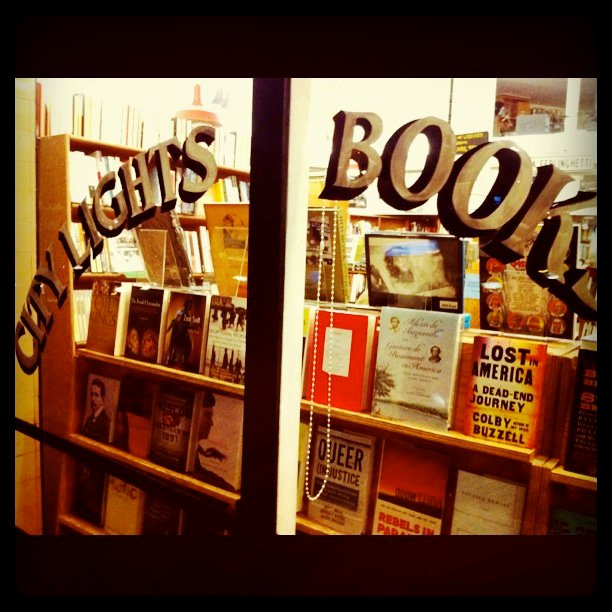 colby buzzell city lights bookstore san francisco