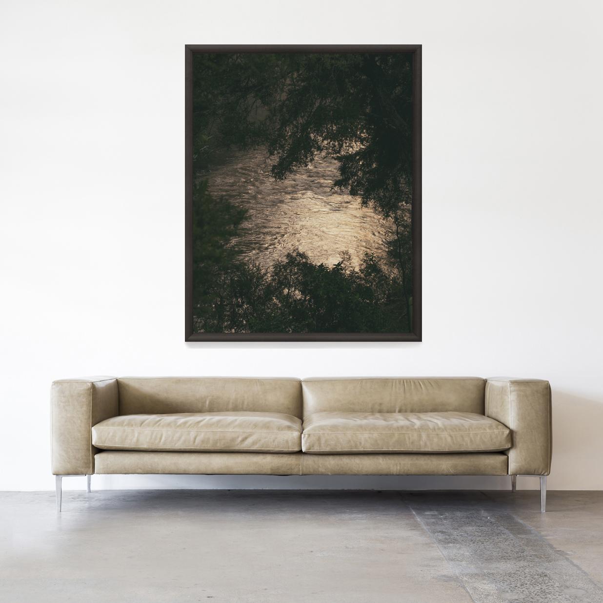 Kerikeri river black frame.jpg