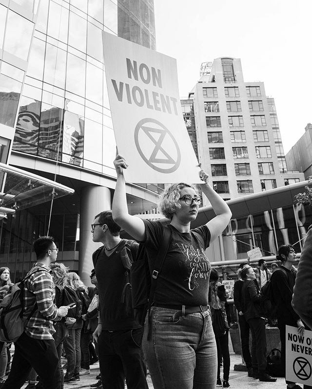 We're ramping up the rebellion. Vancouver people come join us October 7th on burrard bridge and demand climate action. Details on the Extinction Rebellion Vancouver Facebook page. . #extinctionrebellion #actnow#climatecrisis #rebel #rebelforlife #xrvancouver #climatechange #photojournalism