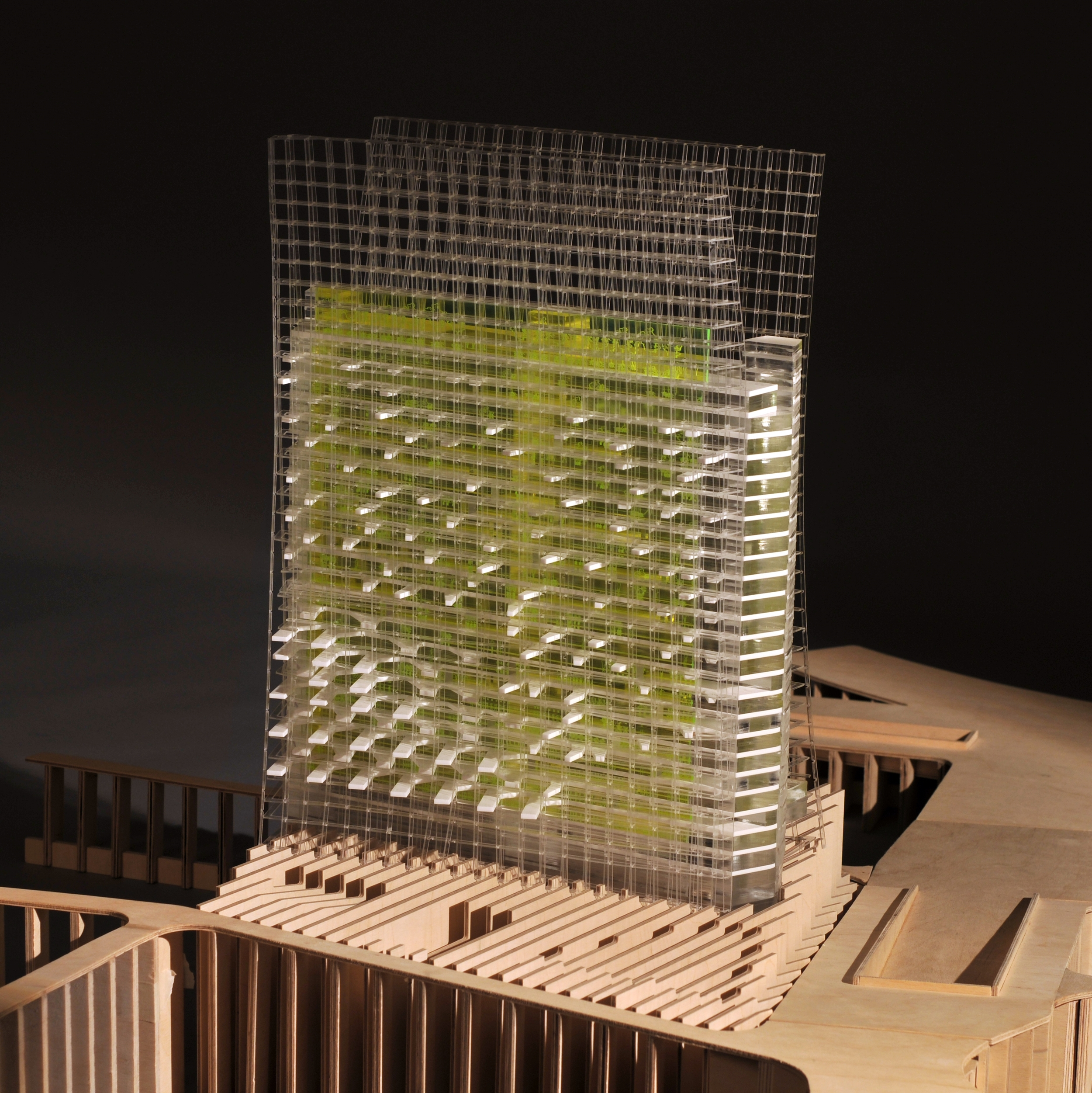 Architecture & Model Making   High quality and precision laser cutting for architecture practices & students.