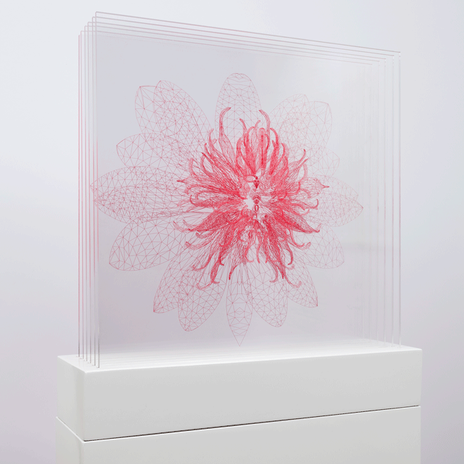 Art & Sculpture   Use laser cutting and 3d printing to experiment and let your creativity run wild.