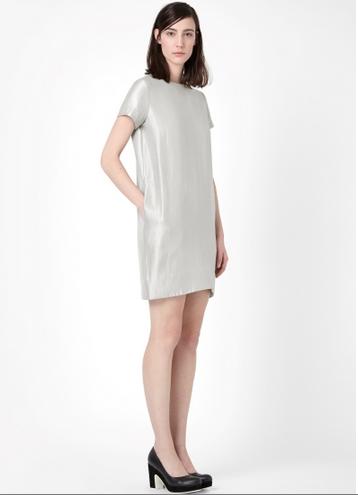 Metallic dress, $115