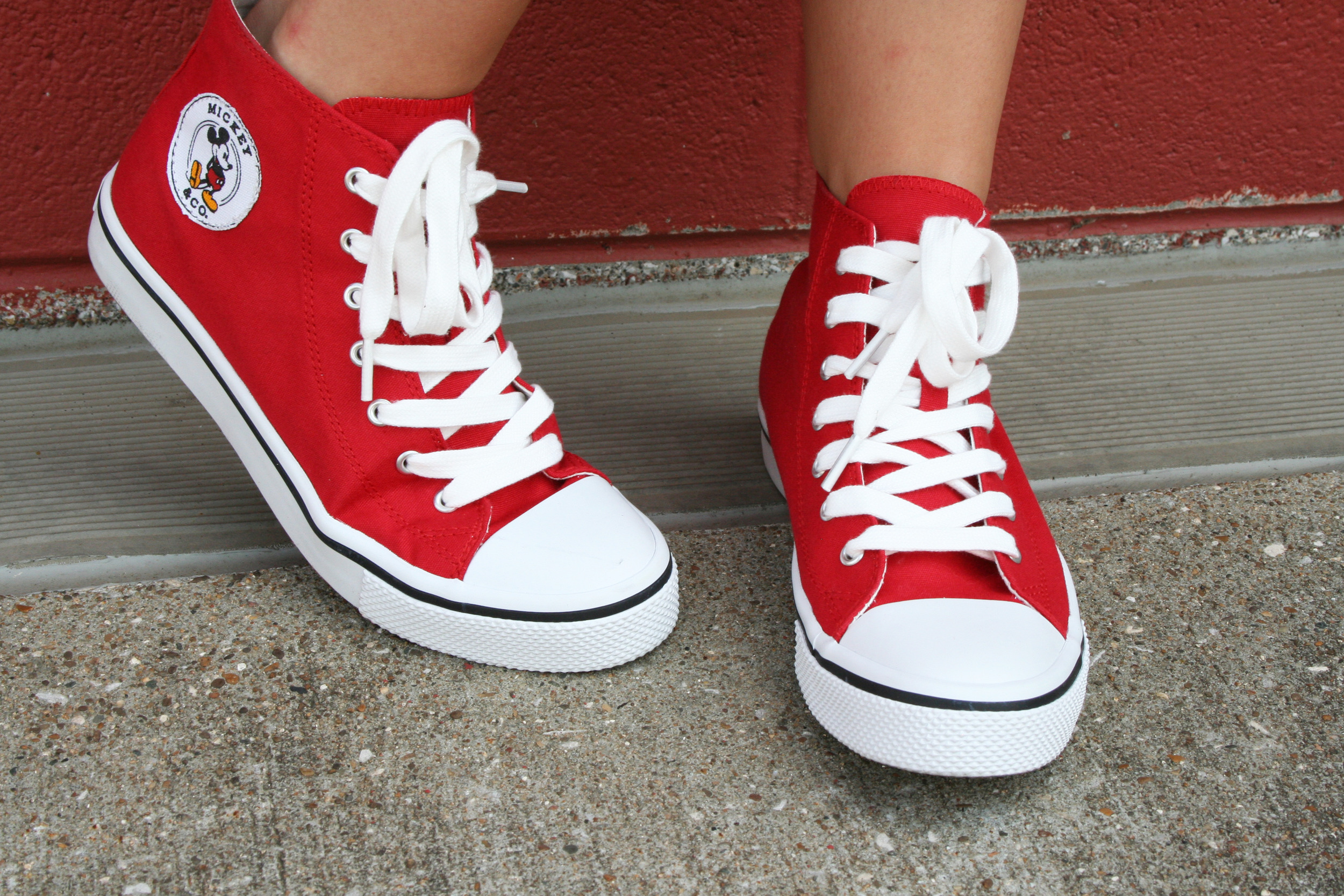 shoes: Forever 21