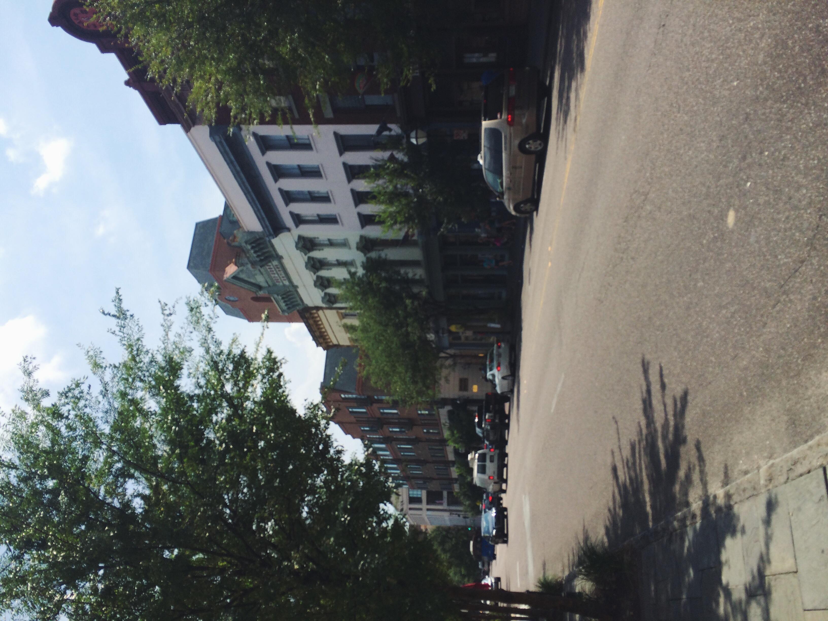 Charleston, SC   Photo: my shoddy Instagram work