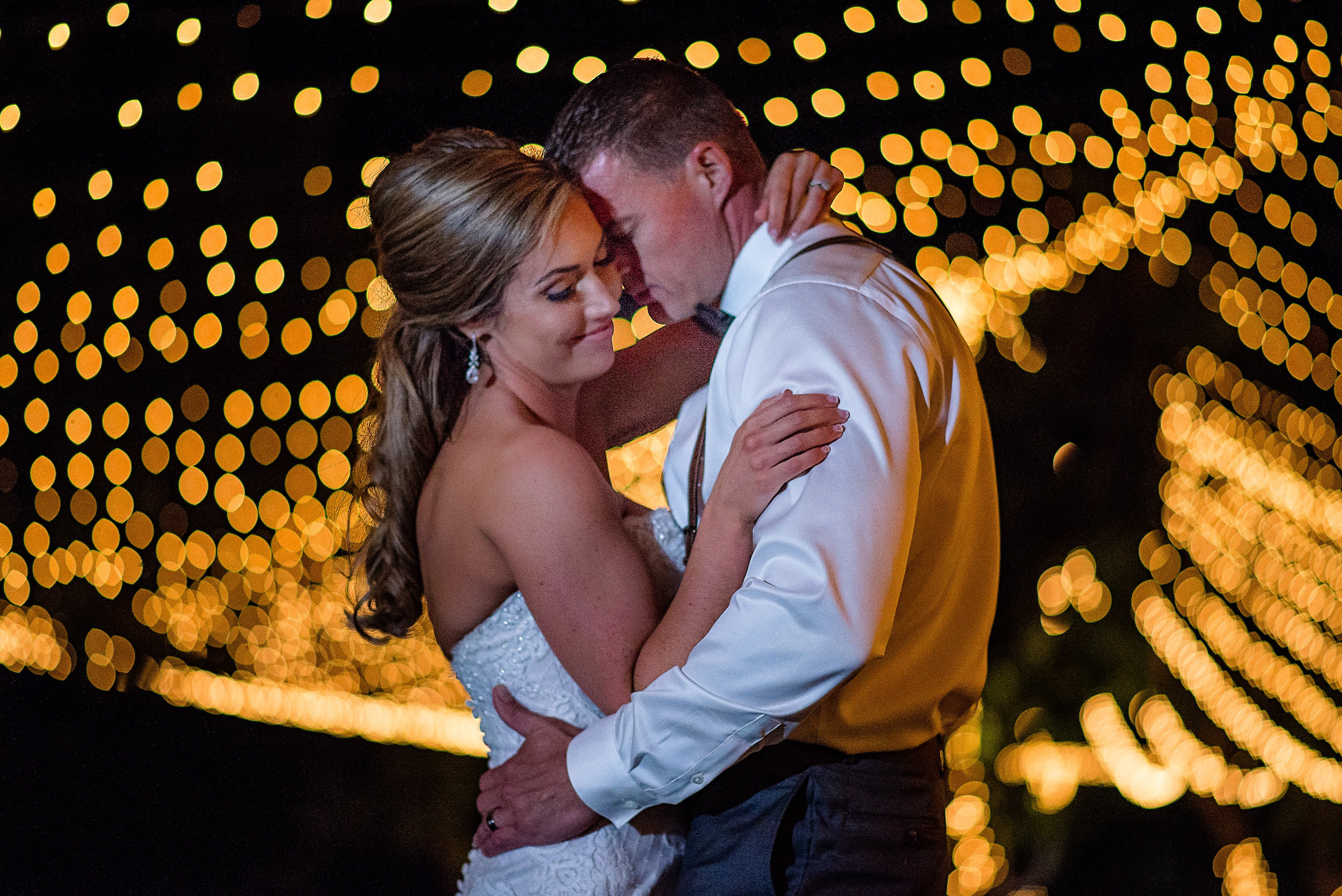 First Dance at Flora Farm