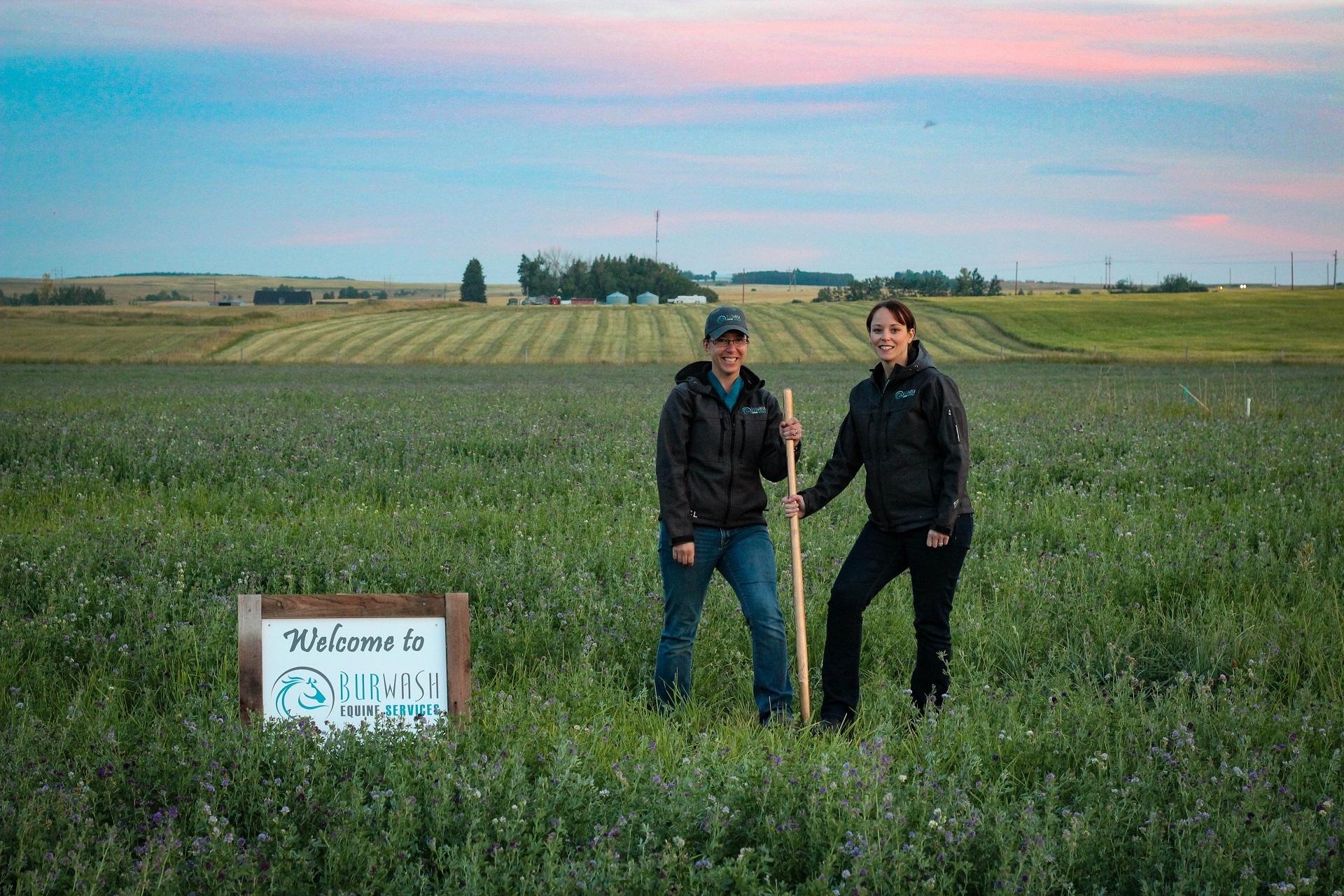 New equine clinic location northwest of Calgary
