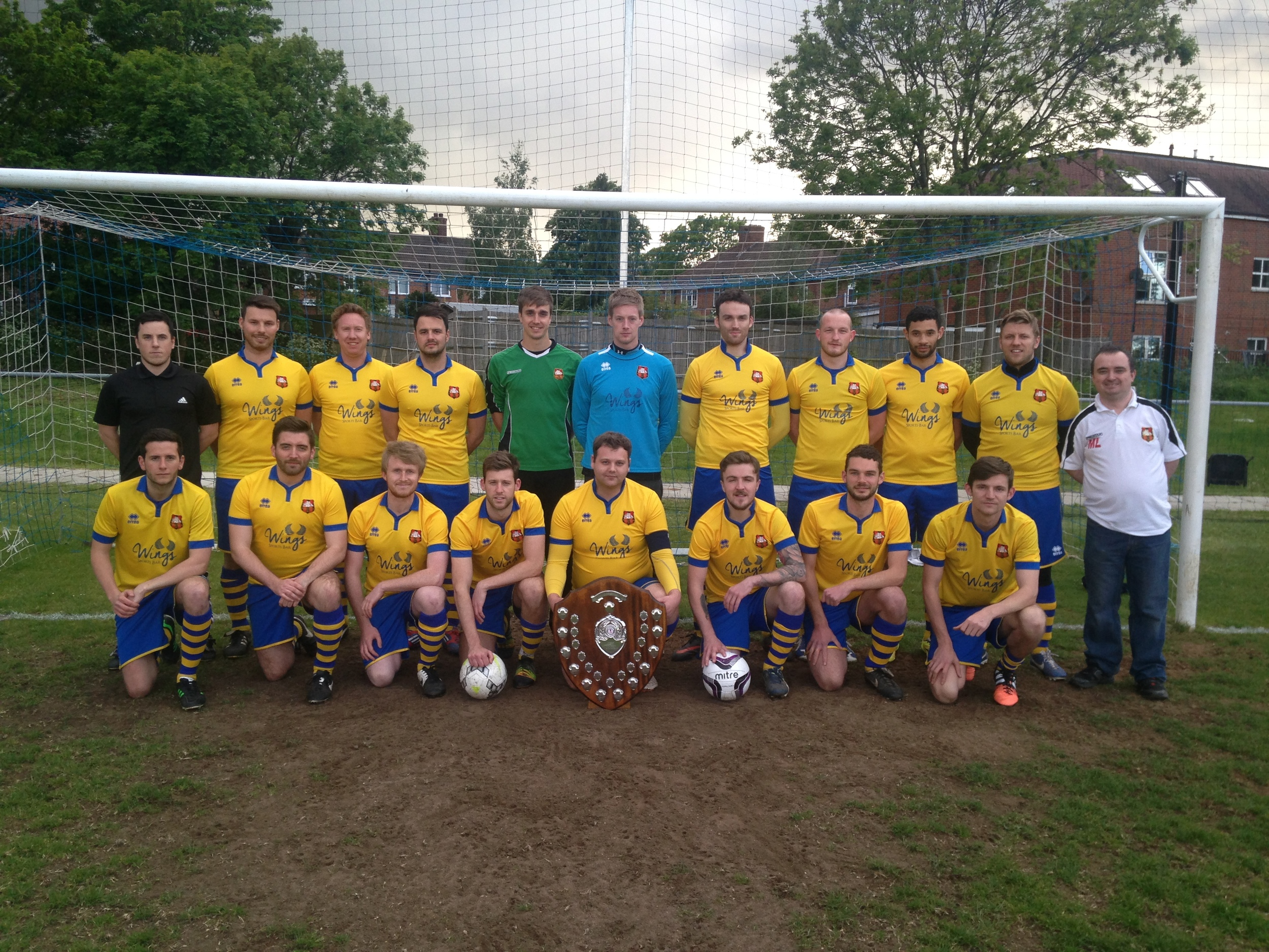 Greenwich Mariners - Division One League winners.jpg
