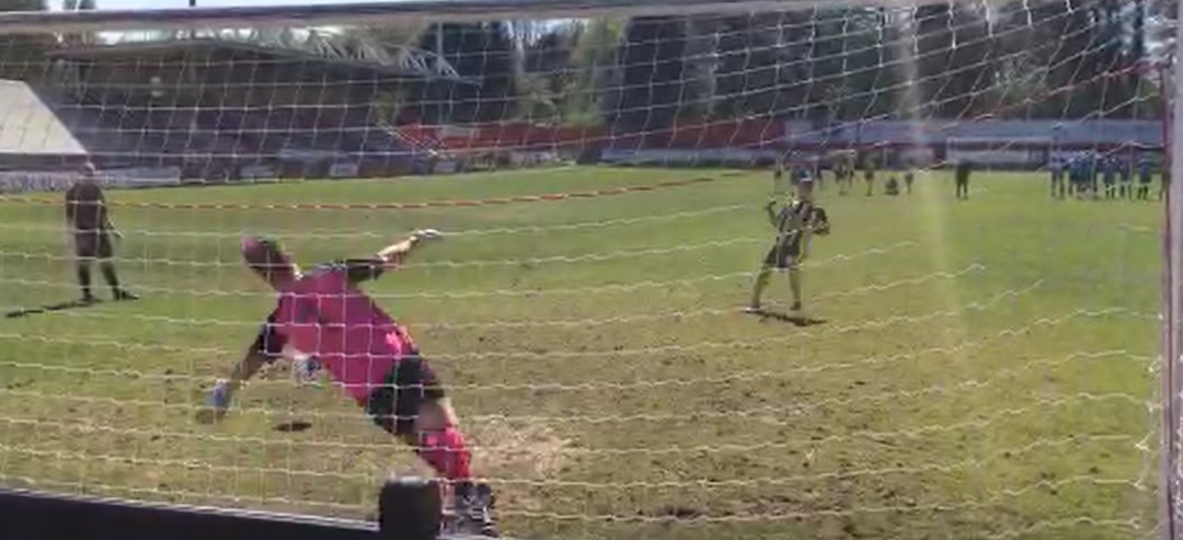The Winning Penalty is captured on the @wesfa_football Periscope channel
