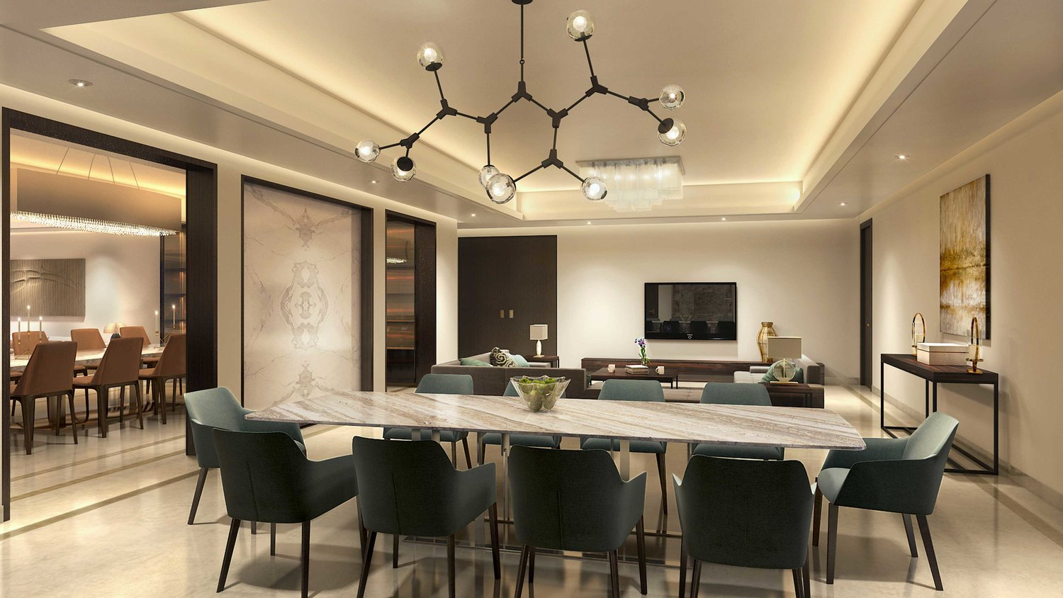 West residence - new delhi