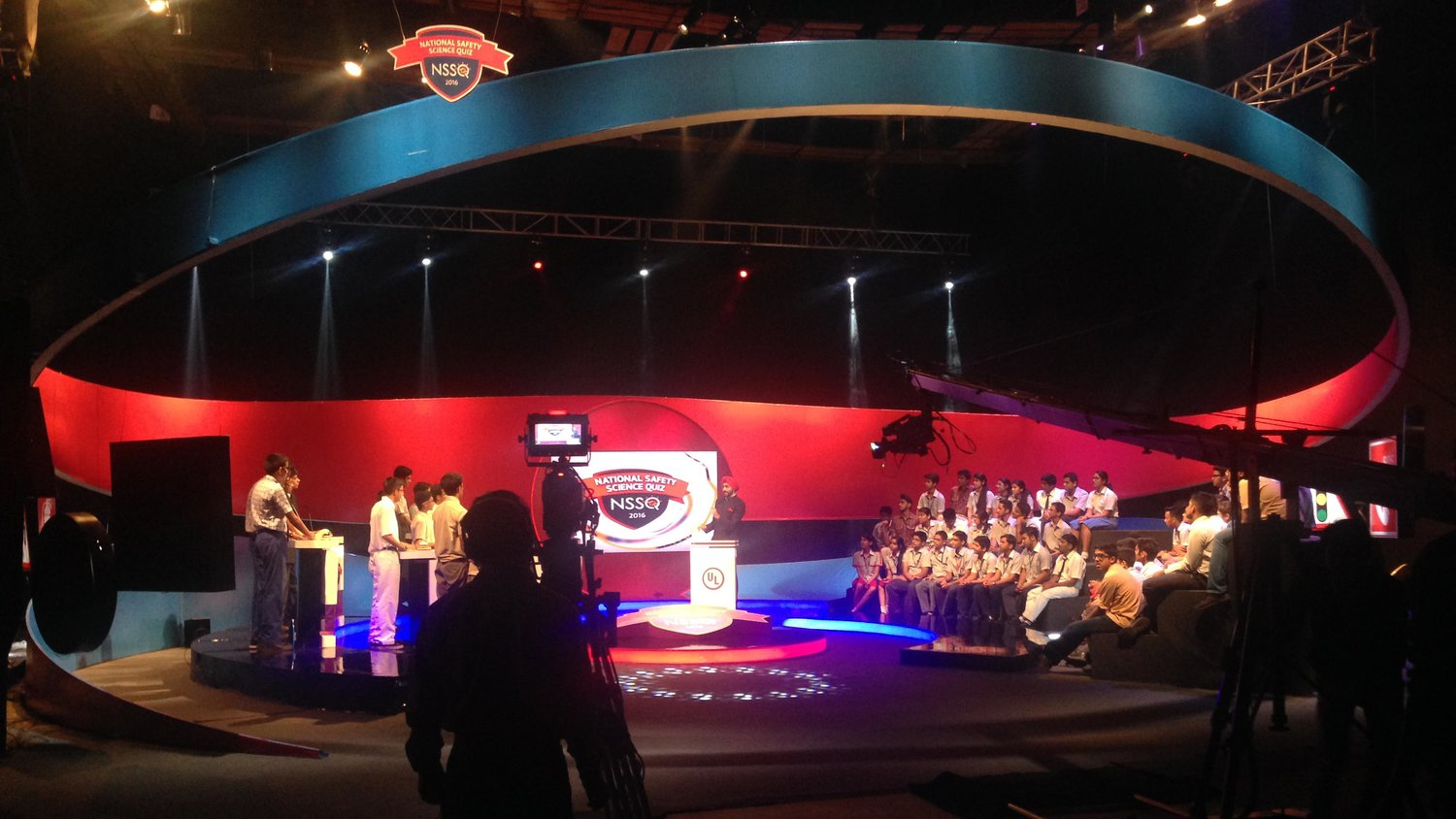 NDTV National Safety Science Quiz - new delhi