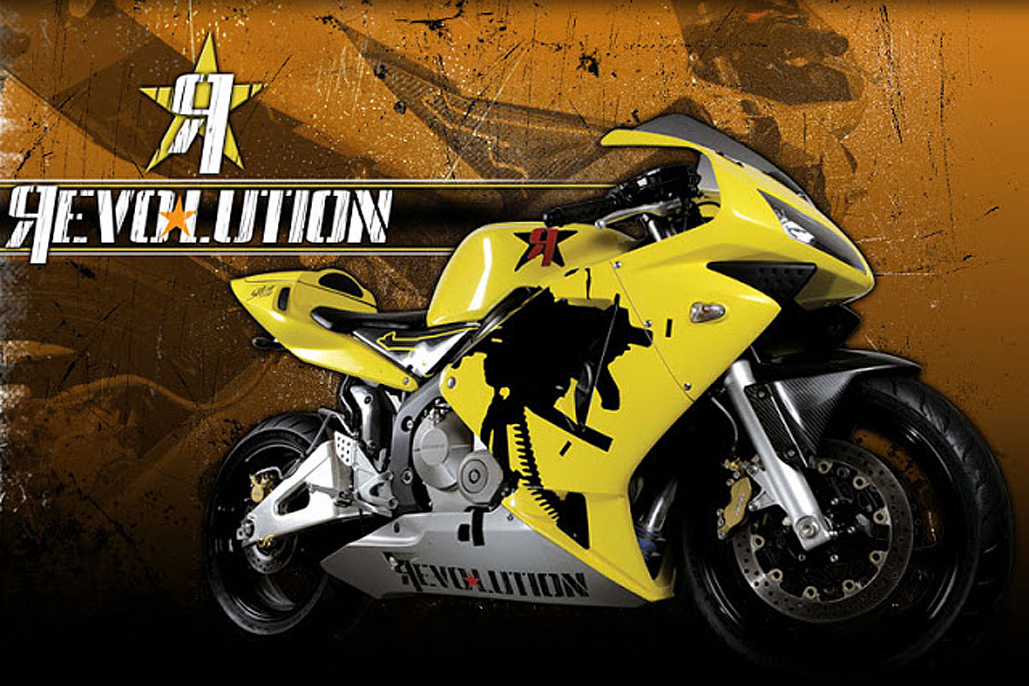 Revolution Motorcycles turbo charged 600RR
