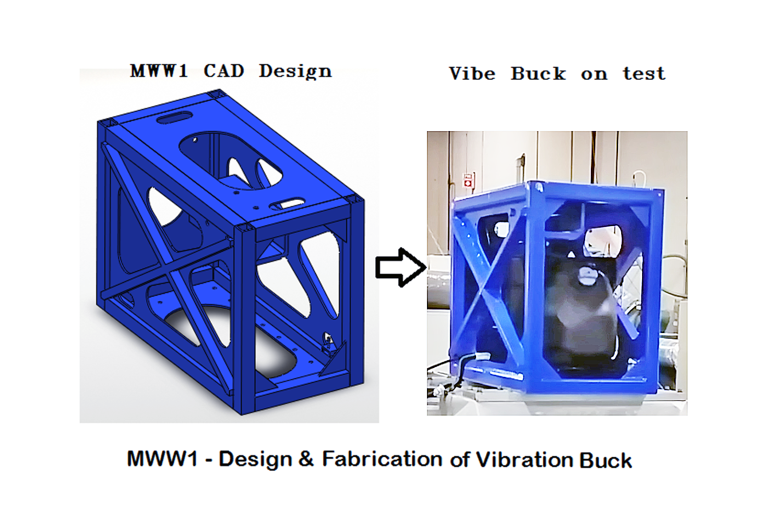 vibe buck design to fabrication