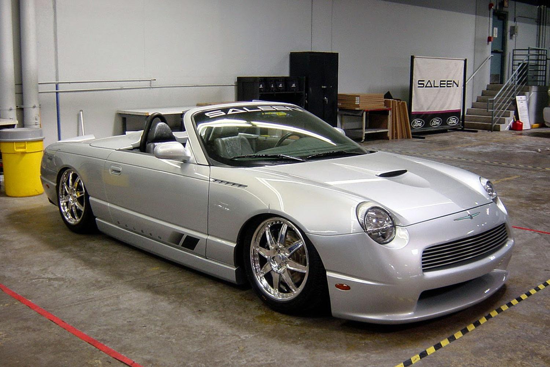 2005 Bonsteed Saleen Thunderbird
