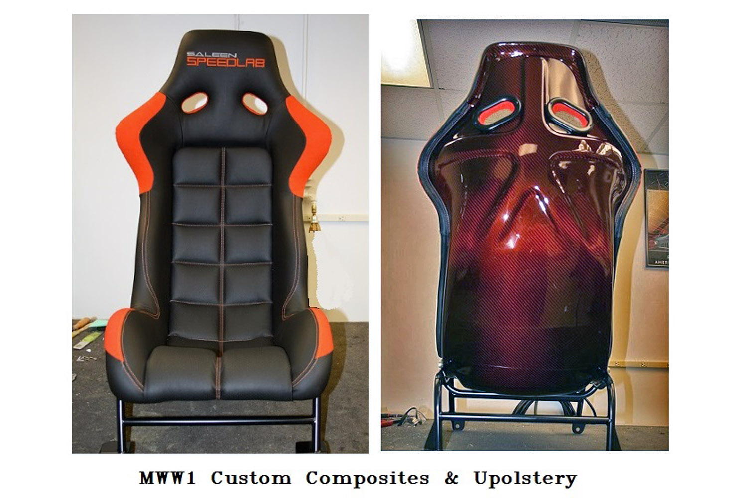 S7 Competition Carbon Kevlar Seat 2