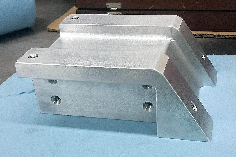 Adjustable Steering Column Assembly Mount