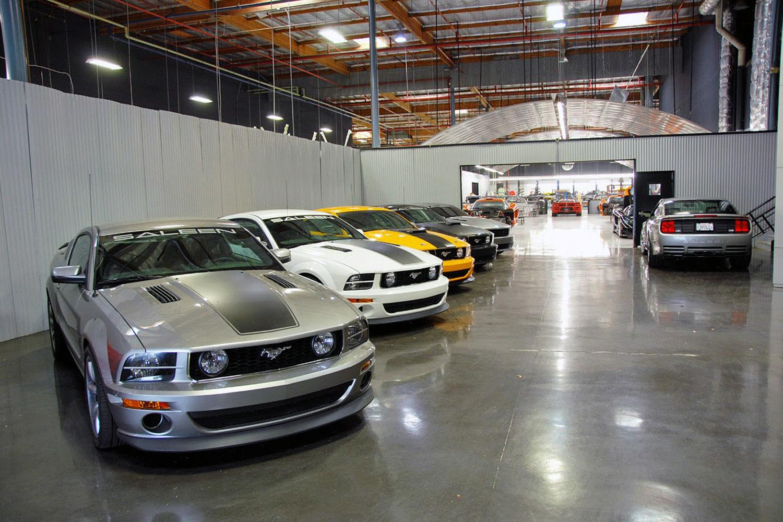 Saleen Mustangs
