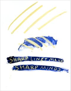 尖銳 Sharp lines(2013-14)
