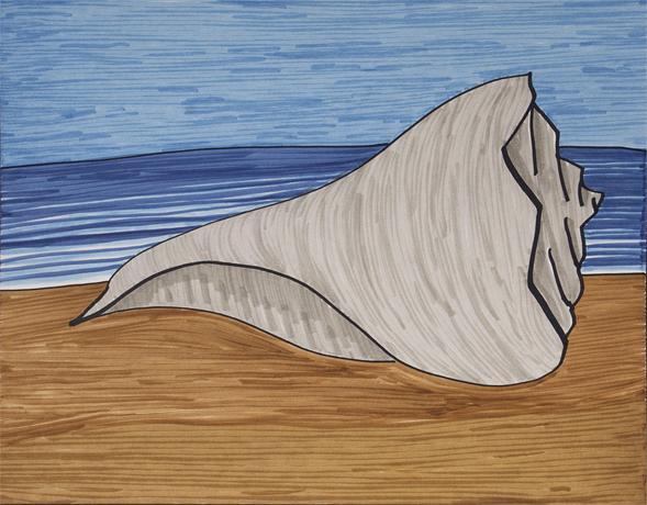 貝殼 Shell (2013-14)