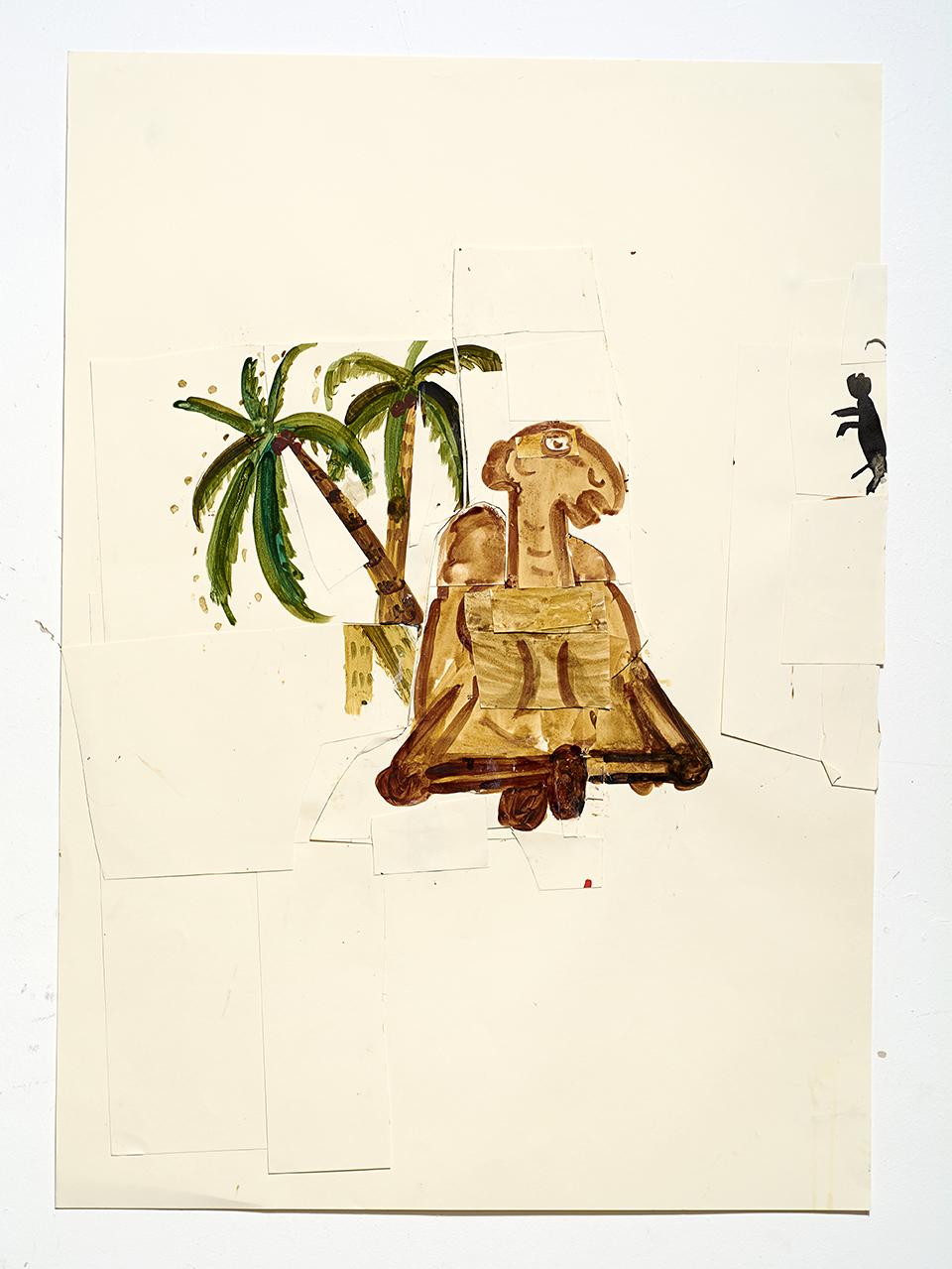 駱駝與小猴子 Camel and Monkey (2012)
