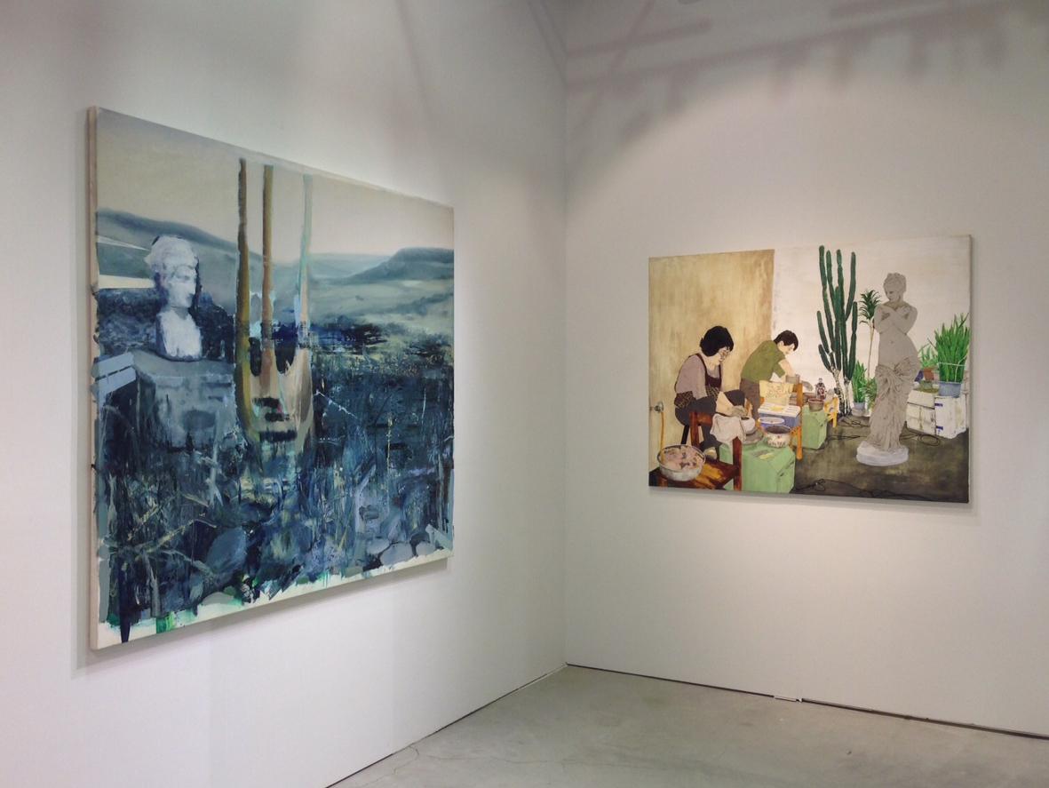 Art Kaohsiung 2015.12.11—13   Group | Radu Baies, Keb Cerda, Brad Darcy, Rodney Dickson, Maya Hewitt, Endira Julianda, Mark Aran Reyes,