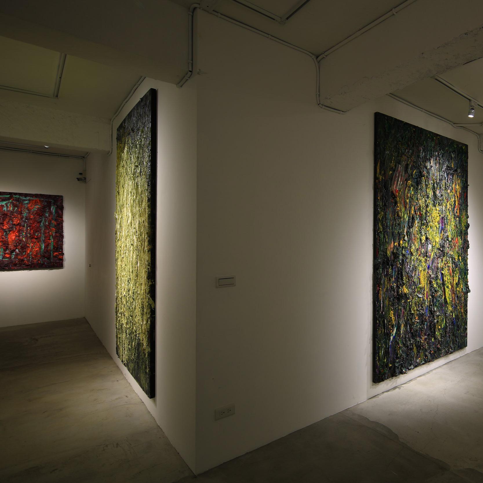 羅迪尼・狄克森:畫作  Rodney Dicskon: Painting    2015.01.09—03.15