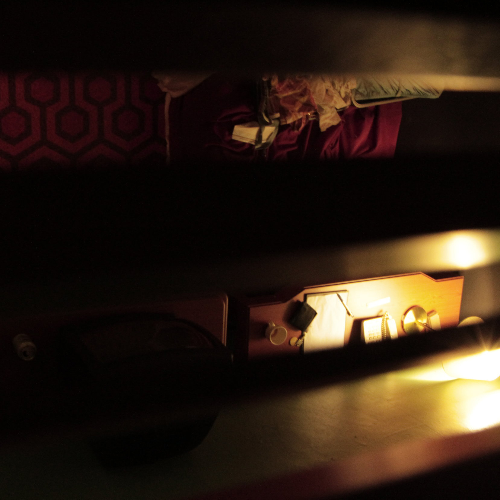 「約翰・馬汀:屠夫與外科醫生」  John Martin: the Butcher and the Surgeon  垂直潛水艇個展 Vertical Submarine    2015.12.19—2016.01.16